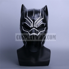 Avengers: Infinity War Black Panther Cosplay Helmet Mask
