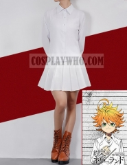 The Promised Neverland Emma Cosplay Costume