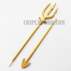 Justice League Aquaman Cosplay Trident