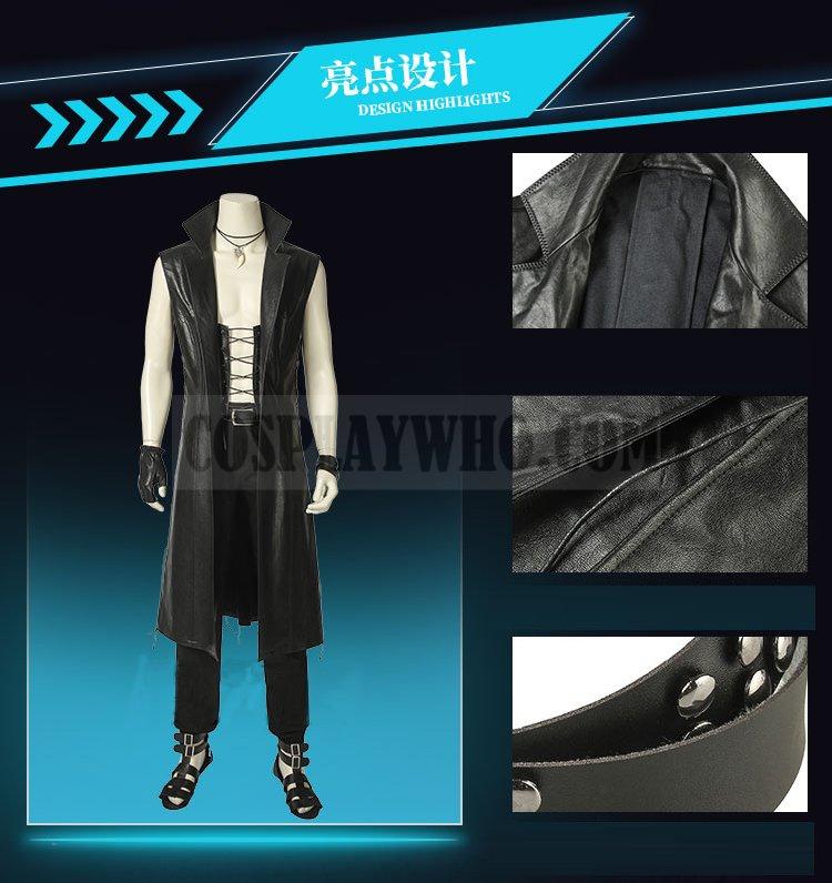 Devil May Cry 5 DMC 5 V Cosplay Coat Costume,Costume