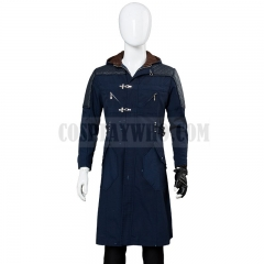 Devil May Cry 5 DMC 5 Nero Cosplay Costume Coat