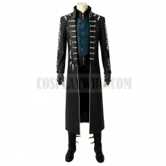 Devil May Cry 5 Vergil Coat Cosplay Costume